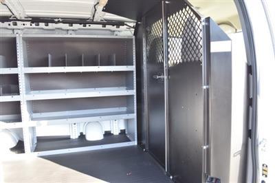 2018 Express 2500 4x2,  Masterack Steel PHVAC Upfitted Cargo Van #M18940 - photo 17