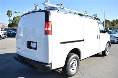2018 Express 2500 4x2,  Masterack Steel PHVAC Upfitted Cargo Van #M18940 - photo 9