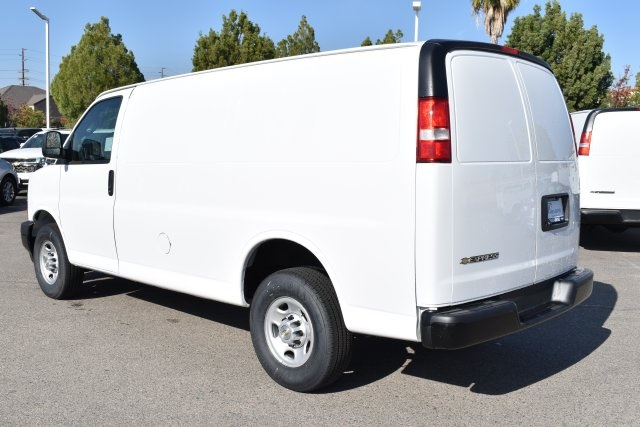 2018 Express 2500 4x2,  Masterack Steel General Service Upfitted Cargo Van #M18943 - photo 7