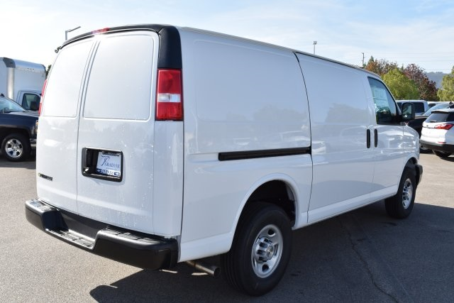 2018 Express 2500 4x2,  Masterack Steel General Service Upfitted Cargo Van #M18943 - photo 9