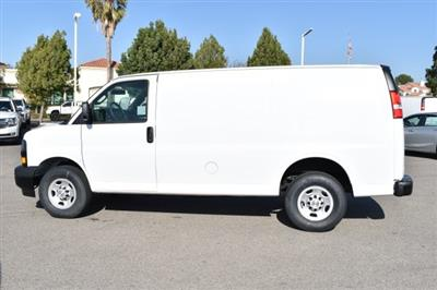 2018 Express 2500 4x2,  Masterack Steel General Service Upfitted Cargo Van #M18943 - photo 6