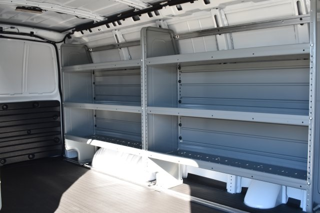 2018 Express 2500 4x2,  Adrian Steel Commercial Shelving Upfitted Cargo Van #M18945 - photo 15