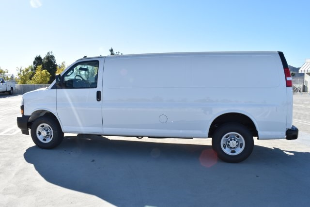 2018 Express 2500 4x2,  Adrian Steel Commercial Shelving Upfitted Cargo Van #M18945 - photo 6