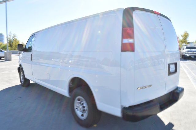 2018 Express 2500 4x2,  Adrian Steel Commercial Shelving Upfitted Cargo Van #M18945 - photo 7