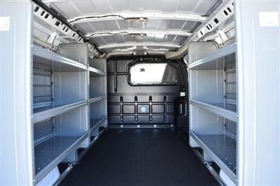 2018 Express 2500 4x2,  Adrian Steel Commercial Shelving Upfitted Cargo Van #M18945 - photo 2