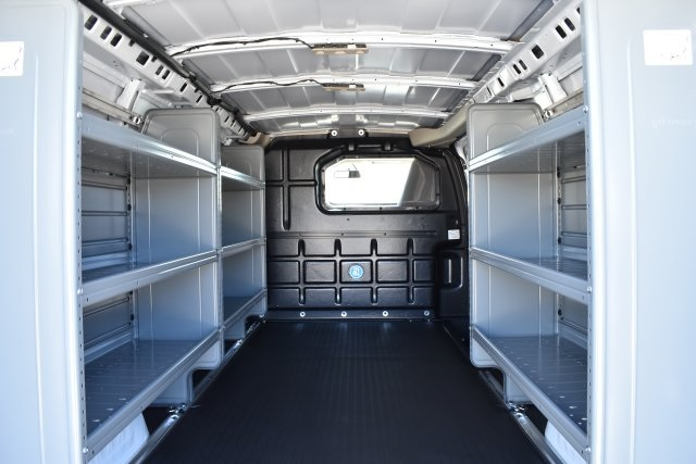 2018 Express 2500 4x2,  Adrian Steel Commercial Shelving Upfitted Cargo Van #M18946 - photo 2