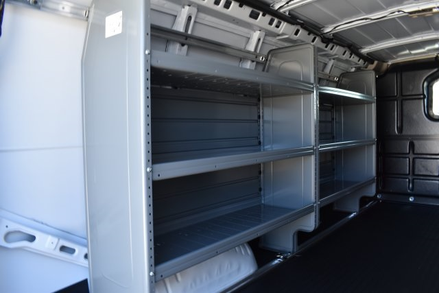 2018 Express 2500 4x2,  Adrian Steel Commercial Shelving Upfitted Cargo Van #M18946 - photo 16