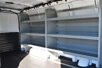 2018 Express 2500 4x2,  Adrian Steel Commercial Shelving Upfitted Cargo Van #M18946 - photo 15