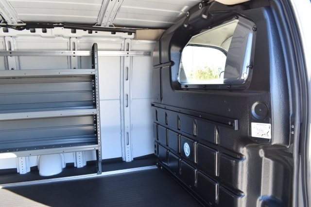 2018 Express 2500 4x2,  Adrian Steel Commercial Shelving Upfitted Cargo Van #M18948 - photo 14