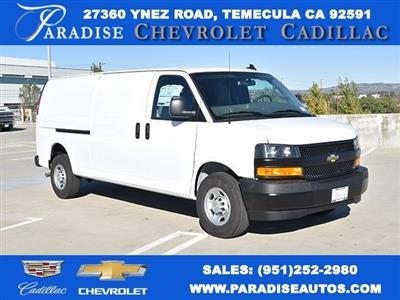 2018 Express 2500 4x2,  Adrian Steel Upfitted Cargo Van #M18948 - photo 1
