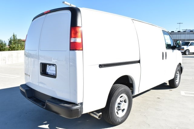2018 Express 2500 4x2,  Masterack Steel General Service Upfitted Cargo Van #M18950 - photo 8