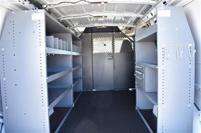 2018 Express 2500 4x2,  Masterack Steel General Service Upfitted Cargo Van #M18950 - photo 2