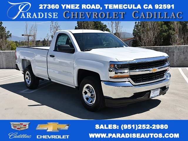 2018 Silverado 1500 Regular Cab 4x2,  Pickup #M18952 - photo 1