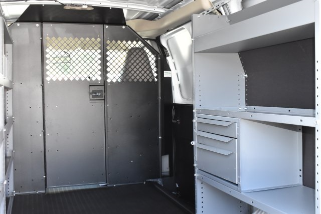 2018 Express 2500 4x2,  Masterack Steel General Service Upfitted Cargo Van #M18956 - photo 18