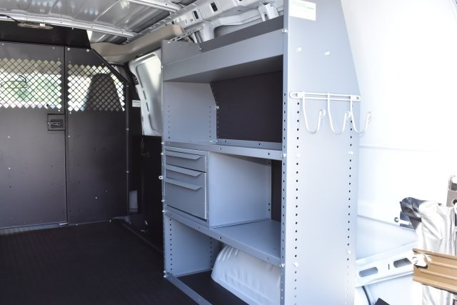 2018 Express 2500 4x2,  Masterack Steel General Service Upfitted Cargo Van #M18958 - photo 17