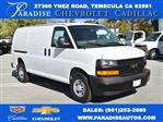 2018 Express 2500 4x2,  Masterack Steel General Service Upfitted Cargo Van #M18959 - photo 1