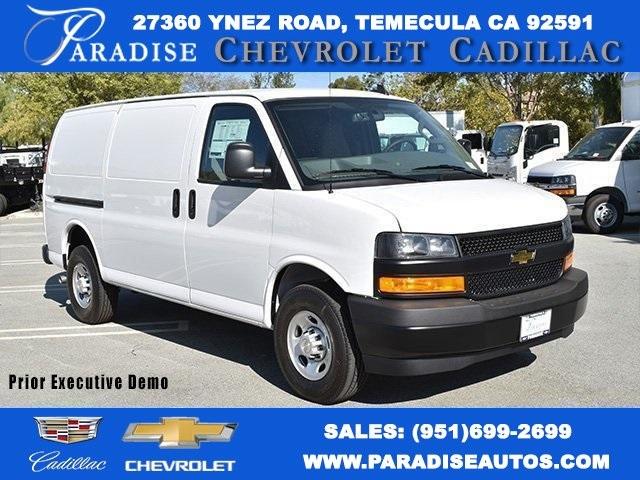2018 Express 2500 4x2,  Masterack Upfitted Cargo Van #M18962 - photo 1