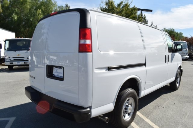 2018 Express 2500 4x2,  Masterack Steel General Service Upfitted Cargo Van #M18962 - photo 9