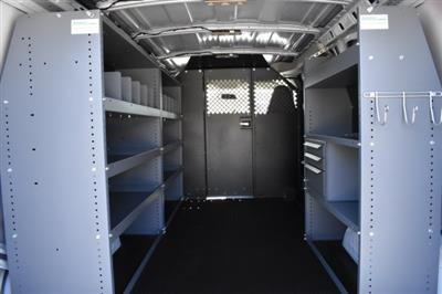 2018 Express 2500 4x2,  Masterack Steel General Service Upfitted Cargo Van #M18962 - photo 2
