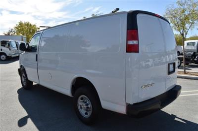 2018 Express 2500 4x2,  Masterack Steel General Service Upfitted Cargo Van #M18962 - photo 7