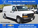 2018 Express 2500 4x2,  Masterack Steel General Service Upfitted Cargo Van #M18962 - photo 1