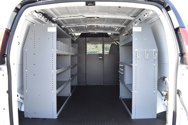 2018 Express 2500 4x2,  Masterack Upfitted Cargo Van #M18965 - photo 1
