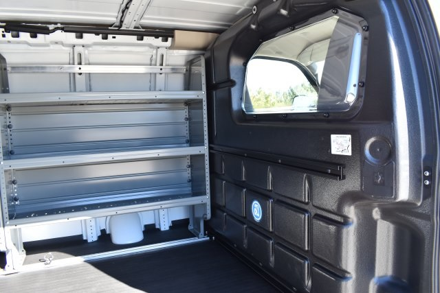 2018 Express 2500 4x2,  Adrian Steel Commercial Shelving Upfitted Cargo Van #M18967 - photo 14