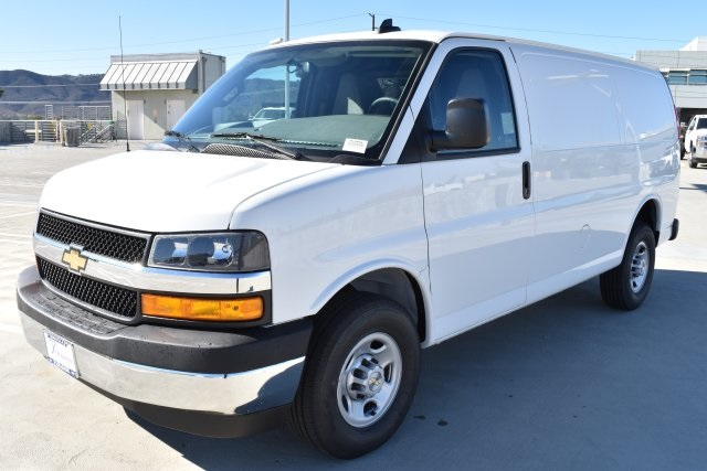 2018 Express 2500 4x2,  Adrian Steel Commercial Shelving Upfitted Cargo Van #M18967 - photo 5