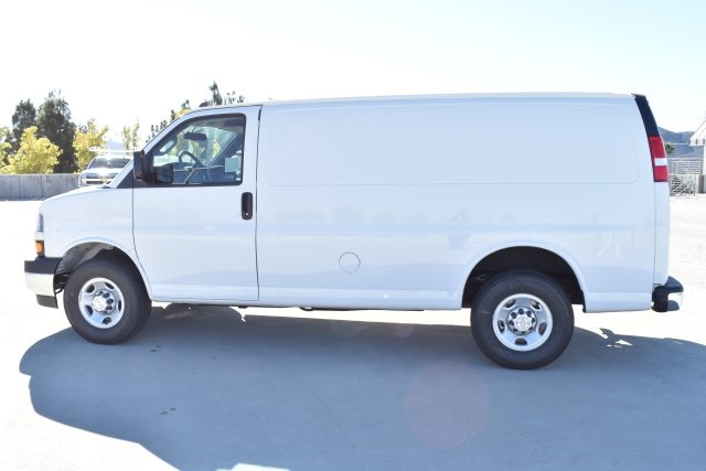 2018 Express 2500 4x2,  Adrian Steel Commercial Shelving Upfitted Cargo Van #M18967 - photo 6