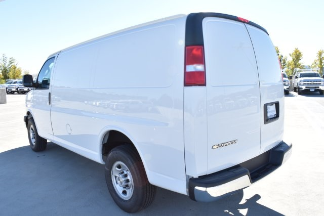 2018 Express 2500 4x2,  Adrian Steel Commercial Shelving Upfitted Cargo Van #M18967 - photo 7