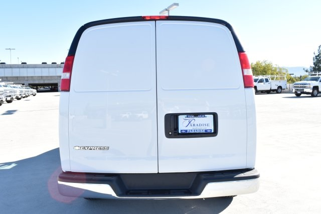 2018 Express 2500 4x2,  Adrian Steel Commercial Shelving Upfitted Cargo Van #M18967 - photo 8
