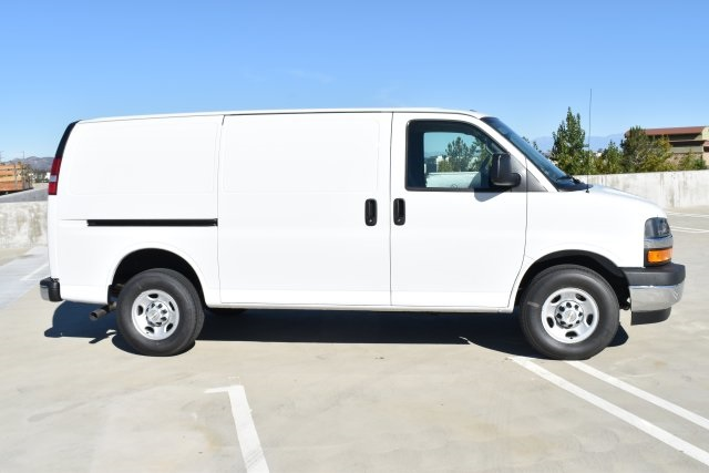 2018 Express 2500 4x2,  Adrian Steel Commercial Shelving Upfitted Cargo Van #M18967 - photo 10