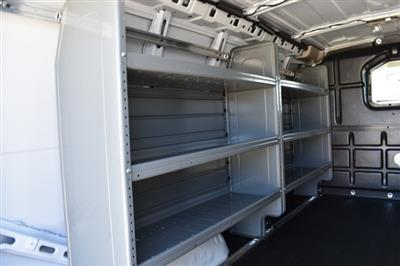 2018 Express 2500 4x2,  Adrian Steel Commercial Shelving Upfitted Cargo Van #M18967 - photo 16