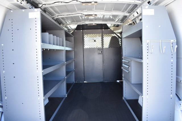 2018 Express 2500 4x2,  Masterack Upfitted Cargo Van #M18969 - photo 1