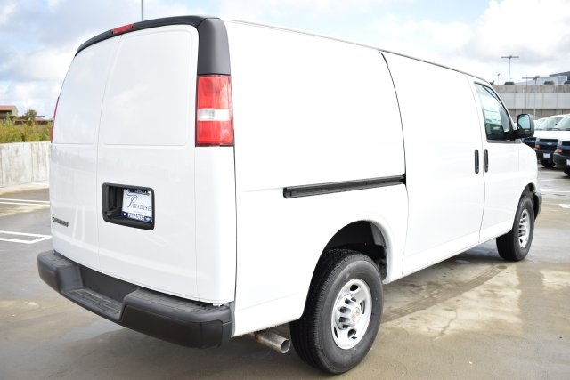2018 Express 2500 4x2,  Masterack Steel General Service Upfitted Cargo Van #M18972 - photo 9