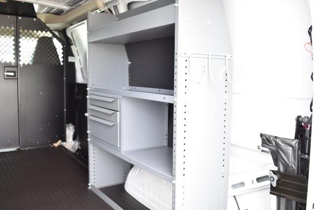 2018 Express 2500 4x2,  Masterack Steel General Service Upfitted Cargo Van #M18973 - photo 17