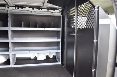 2018 Express 2500 4x2,  Masterack Steel General Service Upfitted Cargo Van #M18973 - photo 14