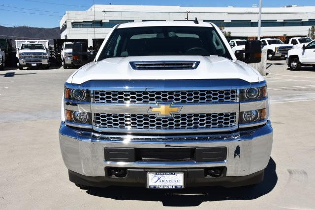 2019 Silverado 2500 Crew Cab 4x2,  Harbor TradeMaster Utility #M19006 - photo 4