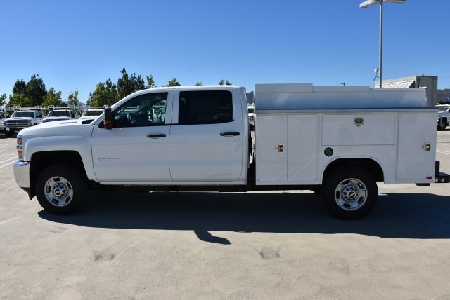 2019 Silverado 2500 Crew Cab 4x2,  Harbor TradeMaster Utility #M19006 - photo 6