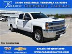 2019 Silverado 2500 Crew Cab 4x2,  Harbor TradeMaster Utility #M19006 - photo 1