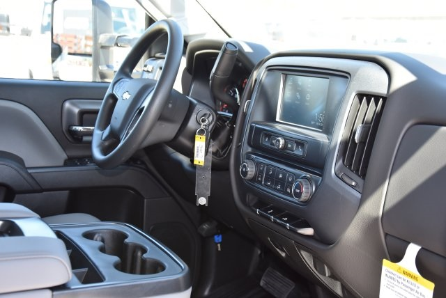 2019 Silverado 3500 Crew Cab DRW 4x2,  Harbor Contractor Body #M19009 - photo 15