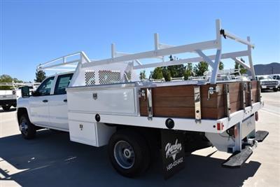 2019 Silverado 3500 Crew Cab DRW 4x2,  Harbor Standard Contractor Body #M19009 - photo 7