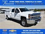 2019 Silverado 2500 Crew Cab 4x2,  Harbor Utility #M19011 - photo 1