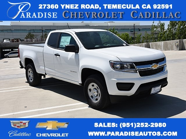 2019 Colorado Extended Cab 4x2,  Pickup #M19028 - photo 1