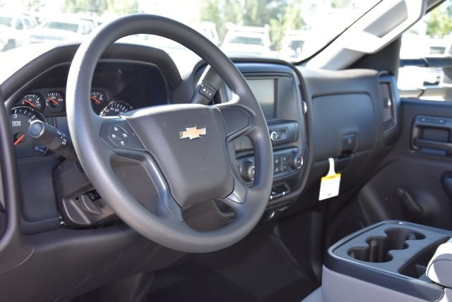 2019 Silverado 3500 Regular Cab DRW 4x2,  Royal Contractor Body #M19057 - photo 18