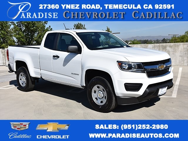 2019 Colorado Extended Cab 4x2,  Pickup #M19058 - photo 1
