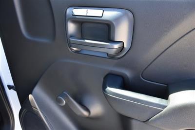 2019 Silverado 3500 Regular Cab DRW 4x2,  Harbor Black Boss Stake Bed Flat/Stake Bed #M19063 - photo 11