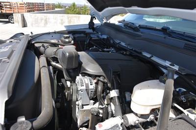 2019 Silverado 3500 Regular Cab DRW 4x2,  Harbor Black Boss Stake Bed Flat/Stake Bed #M19063 - photo 18
