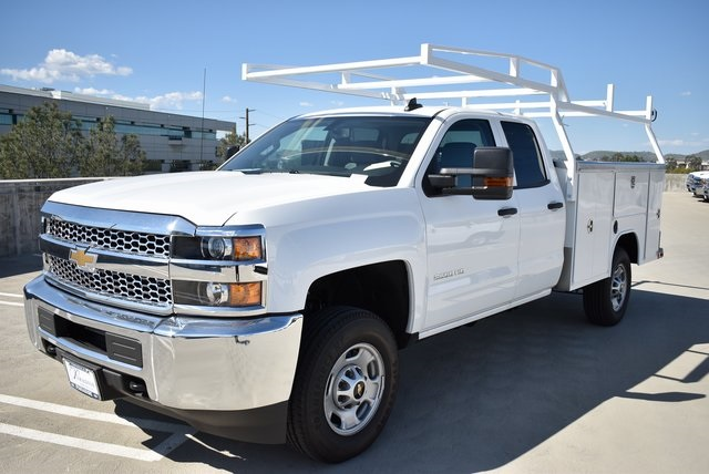 2019 Silverado 2500 Double Cab 4x2,  Pickup #M19089 - photo 6