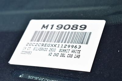 2019 Silverado 2500 Double Cab 4x2,  Pickup #M19089 - photo 4
